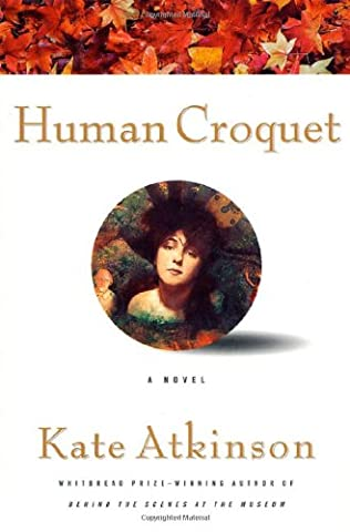 book cover of Human Croquet