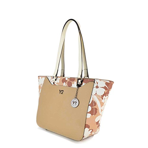 Borsa Shopping media Y Not - Linea Soul 001 Beige