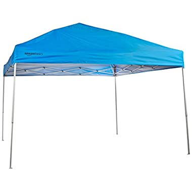 AmazonBasics Pop-Up Canopy Tent - 10 x 10 ft