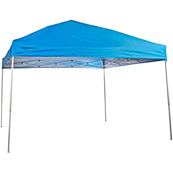 AmazonBasics Pop-Up Canopy Tent - 10 x 10 ft