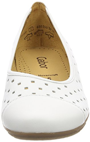 Gabor Women Casual Ballet Flats Brown (Wallaby 13) W1WG52UhfR