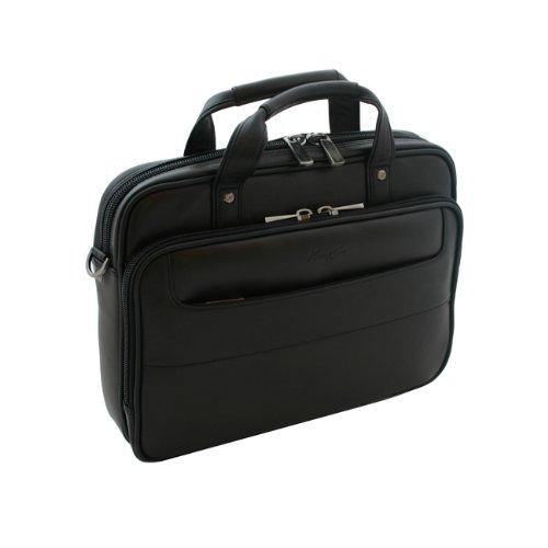 (Kenneth Cole Designer Port of Law Laptop Portfolio Case - Black)
