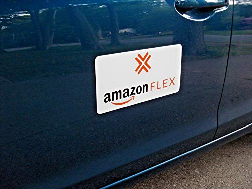 - New Car Signs Amazon Flex Car Magnetic Sign Vehicle 6