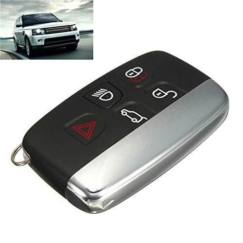 Key Remote for Car 5 Button Smart Remote Key Fob 315Mhz for Land Rover Range Rover LR4 Evoque Sport