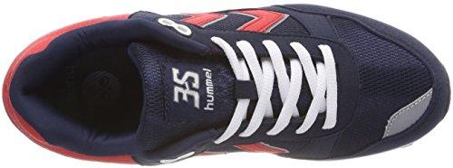 3 Hummel Erwachsene Unisex Sneaker s Sport Peacoat Blau 8xBOqF