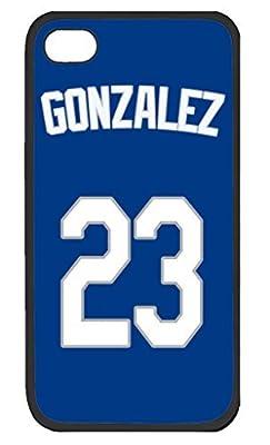 Adrian Gonzalez Los Angeles Dodgers Iphone 4/4S Case Cover