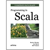 Programming in Scala 9780981531601