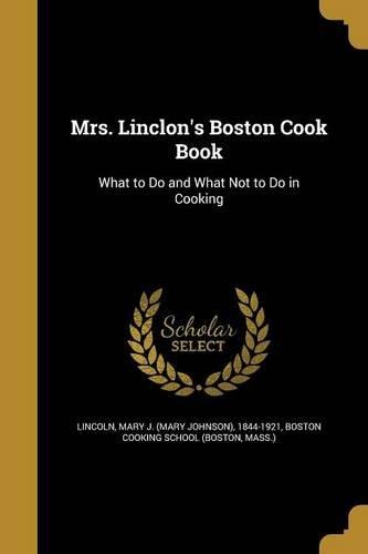 Download Mrs. Linclon's Boston Cook Book ebook
