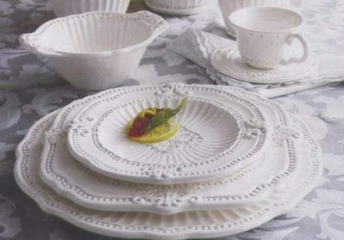 Piece 20 Baroque - American Atelier Baroque 20 Piece Dinnerware set