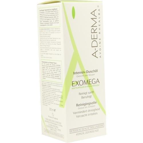 ADERMA EXOMEGA Intensiv Duschöl 200 ml