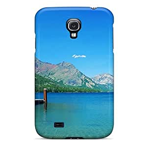 New Arrival Cover Case With Nice Design For Galaxy S4- Waterton Lakes National Park