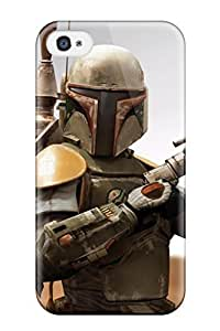 YY-ONE Star Wars Phone Case For Iphone 4/4s/ High Quality Tpu Case