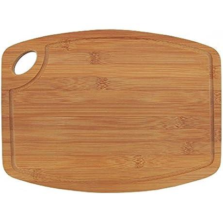 BambooMN Brand Bamboo Cutting Board 11 75 X 8 63 X 50 30 Pieces