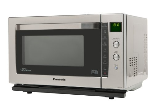Panasonic NN-CF778SBPQ Family Size Combination Microwave Oven, 1000 W -...