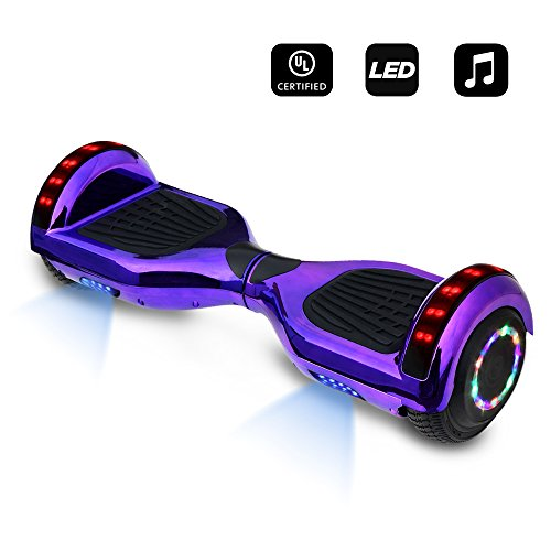 Purple Motor Scooter - 8