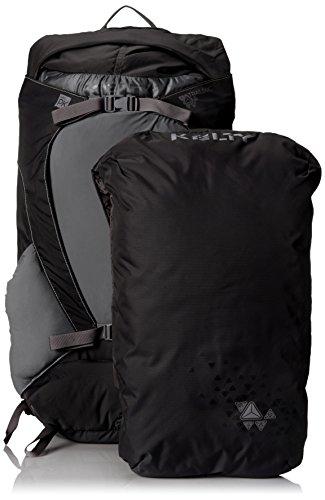Kelty TraiLogic PK50 - Macuto de senderismo (50L) negro negro/gris Talla:S/M negro - negro/gris