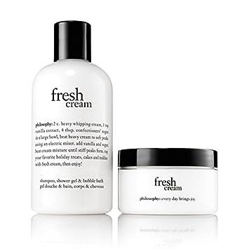 Philosophy Fresh Cream Shower Duo