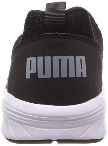Puma Running Comet 42 Eu White Unisex Nrgy Nero Black adulto Scarpe rwZqr4p