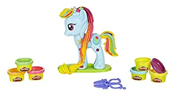 Play Doh Set juego Rainbow Dash Hasbro BEU