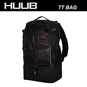 Huub TT Bag Swimming Running Triathlon Storage 40L Rucksack Training Carry All
