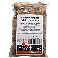 'Moonshiners Choice' Holzspäne Eiche ❀ leicht geröstet ❀ zum Aromatisieren von Alkohol