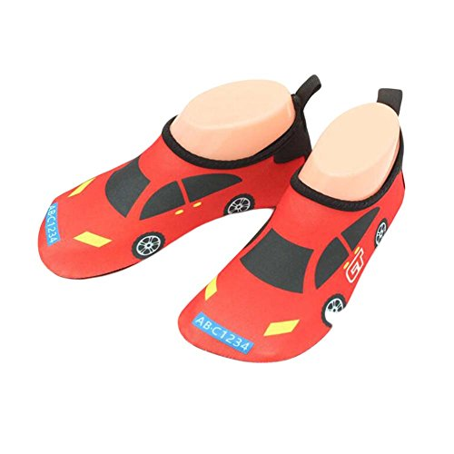Sports Soft Kids Shoes Shoes Indoor Red Shoes Shoes Water Sock Shoes Shoes Beach xxSEY4