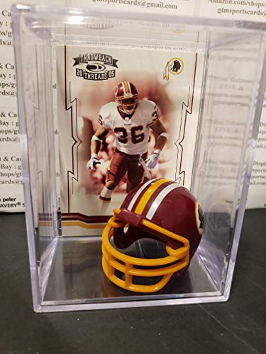 Sean Taylor Washington Redskins Mini Helmet Card Display Collectible Auto Shadowbox Autograph