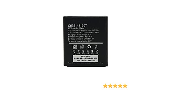 Amazon.com: UoUo New Replacement Battery For BLU Advance 4.0 L A010 D350 D370 C535143130T: Computers & Accessories