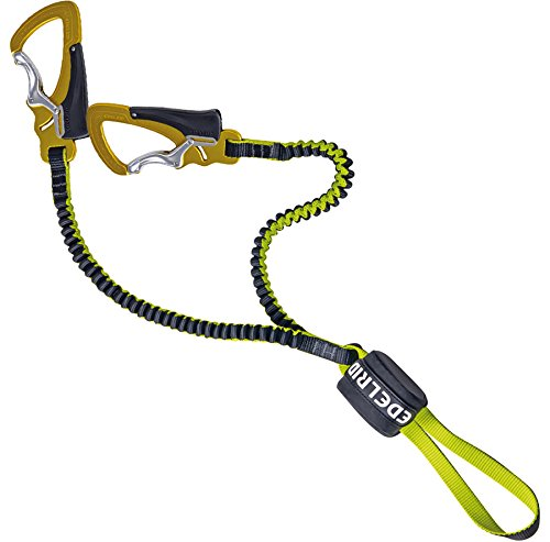 Sports & Outdoors Cable Lite 2.3 One Touch Klettersteigset Hardware