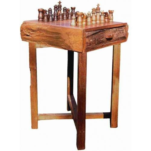 Outdoor Chess Table - 4