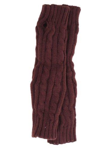 Simplicity Womens Winter Knitted Fingerless