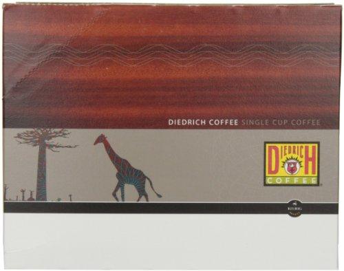 Diedrich K-cup (Diedrich Coffee Morning Edition Blend Decaf Keurig K-Cups, 24-Count)