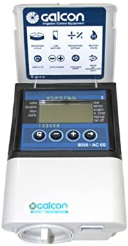 Galcon 8056S AC-6S 6-Station Indoor Irrigation and Propagation Seconds Operation Controller Galcon USA LTD GAE5S0002U1
