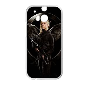 The Hunger Games 3 SANDY068705 Phone Back Case Customized Art Print Design Hard Shell Protection HTC One M8