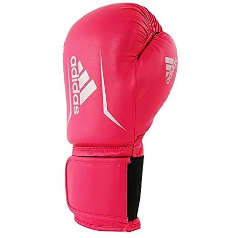 size 40 ab6ff 9e260 Adidas Speed 50 adisbg50 Guantoni da Boxe, Rosa Argento, ...