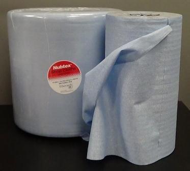 Nubtex Cloths, 12.2'' X 15.75'', 400 per Roll / 2 Rolls per Case