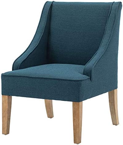 Accent Fabric Wingback Chair