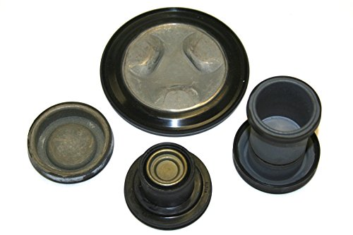 Wellington Parts Corp AODE 4R70W 4R70W Transmission Servo Piston Kit Set Bonded 1-2 2-3 cover reverse