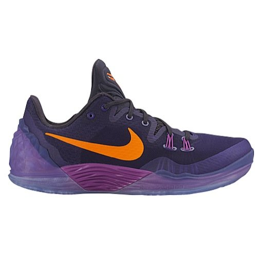 timeless design 18d73 937be Galleon - Nike Mens Zoom Kobe Venomenon 5 Basketball Shoes Court PurpleTotal  Orange 749884-585 Size 10.5