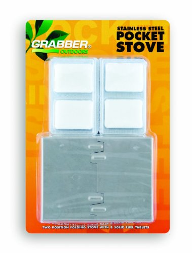 Grabber Outdoors Stainless Adjustable Pocket product image