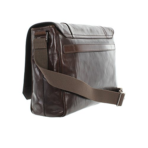 The Bridge Passpartout bolso bandolera piel 36 cm brown_brown, braun