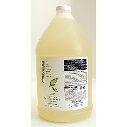 Tea Tree Triple Treat Shampoo 128 Ounces