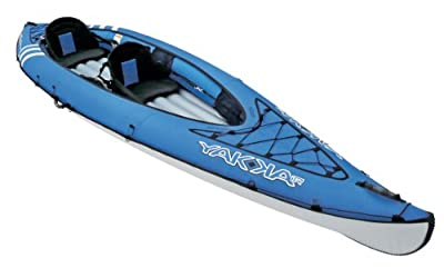 Y1003 BIC Yakkair-2 Lt Inflatable Lite Kayak
