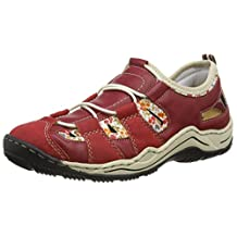 Rieker Trainers L0561-33 Red