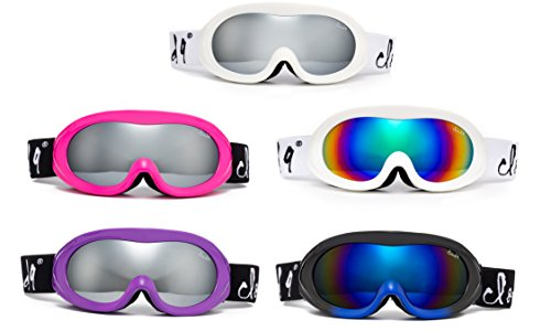 Jr Ski Goggle - Cloud 9 - Women Ski Goggles & Teen Junior Snow Goggles