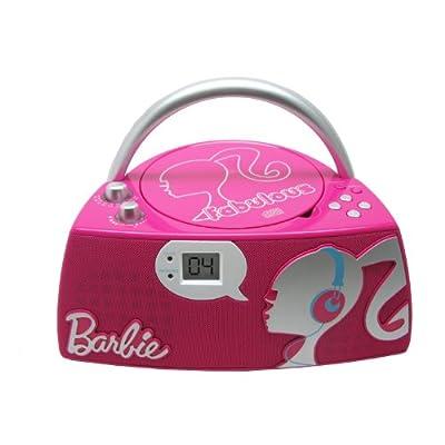 Barbie Glamtastic Boom Box from Digital Blue