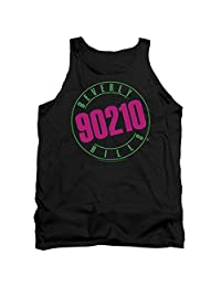 90210 Neon Mens Tank Top Shirt