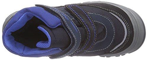 Primigi SKANOR 1-E - zapatillas deportivas altas de cuero niños azul - Blau (NOTTE/BLUE)
