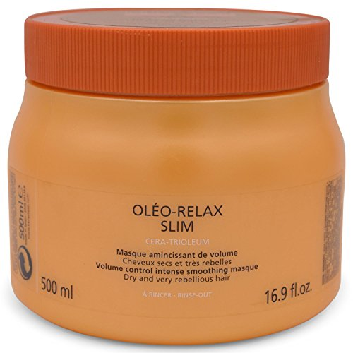 Kerastase Nutritive Oleo-Relax, Smoothing Mask 16.7 fl oz (500 ml) (Oleo Relax Masque)