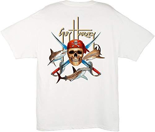 Guy Harvey Pirate Shark ()